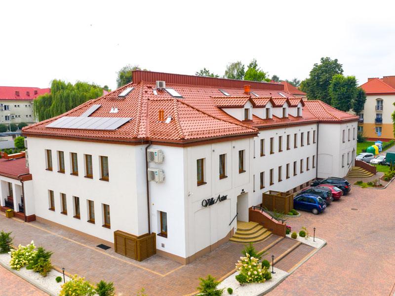 Villa Astra, Oświęcim